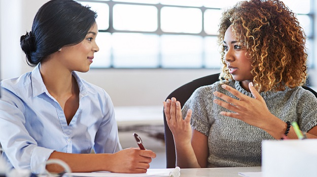 Do you know how to 'talk about yourself' in an interview?