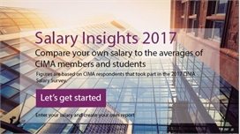 CIMA's Official 2017 Salary Insights Tool