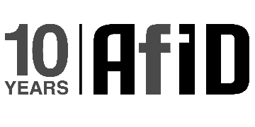 A f I D (Accounting for International Development) logo