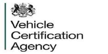 Vehicle Certification Agency (VCA) logo