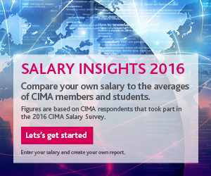 CIMA's Official 2016 Salary Calculator
