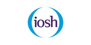 Institution of Occupational Safety and Health (IOSH) logo